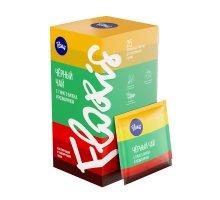 Черный чай с гинкго билоба и розмарином 25 ф/п в конвертах Floris