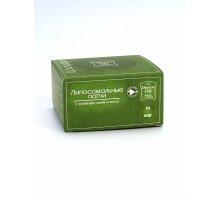 Патчи липосомальные с зелёным чаем и алоэ 10 пар Lyposystem Doctor Oil