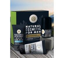 Подарочный набор Natural Cosmetics for MEN Дом Природы