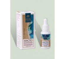 Масло на основе экстрактов водорослей ВОССТАНОВЛЕНИЕ для секущихся волос 30 мл КНК