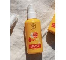Масло-спрей для загара SPF 25 Водостойкое SUN SKIN 150 мл Doctor Oil