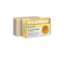 Мыло БАЛАНС с ладаном МЕДОВЫЙ 100 г Крымский Лекарь
