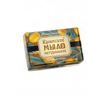 Крымское натуральное мыло на оливковом масле Сакская грязь 100 г