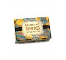 Крымское натуральное мыло на оливковом масле Сера и Деготь 100 г