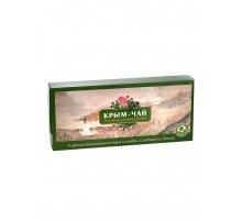 Набор композиций из крымских трав и чая (зеленый) 160 г Крым-Чай