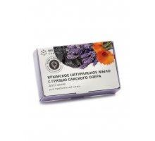 Крымское натуральное мыло с грязью Сакского озера Anti-Акне для проблемной кожи MED-Formula 100 г