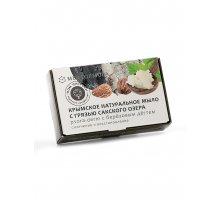 Крымское натуральное мыло с грязью Сакского озера Psora-Derm с березовым дегтем MED-Formula 100 г