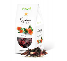 Натуральный крымский травяной чай Каркаде 45 г