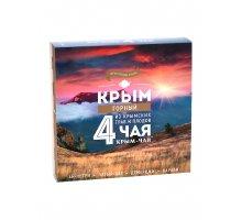 Набор чая из крымских трав и плодов Крым Горный 160 г Крым-Чай