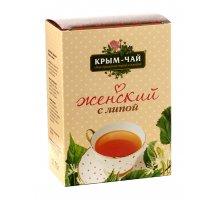 Сбор крымских трав и плодов Женский с липой 70 г Крым-чай