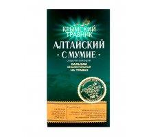Бальзам безалкогольный Алтайский с мумие 0,25 л Крымский Травник