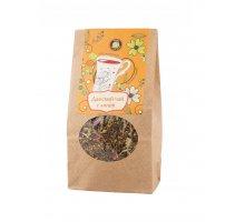 Дамский с липой травяной чай (крафтовый пакет) 100 г Травы Горного Крыма
