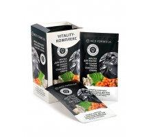 САШЕ Маска для волос VITАLITY-Комплекс MED formula питание и витамины 30 г