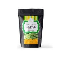 Сухой сахарный скраб Огуречный смузи 250 г