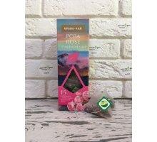 Травяной чай ROSE в пирамидках 15 по 2,5 г (37,5 г) КРЫМ-ЧАЙ