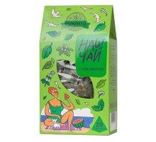 Зелёный чай с мелиссой в фильтр-пакетах НАШ ЧАЙ 50 г Травы Горного Крыма