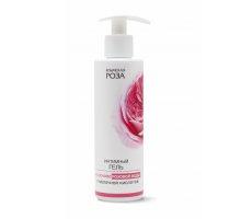 Интимный гель на основе розовой воды с молочной кислотой 200 мл Крым Роза