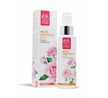 Масло косметическое для Питание и омоложение с маслом розы 100 мл Крым Роза
