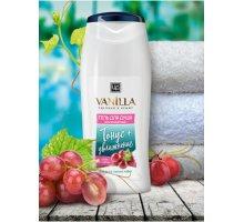 Гель для душа безсульфатный с соком винограда для всех типов кожи VANILLA 250 г Царство Ароматов