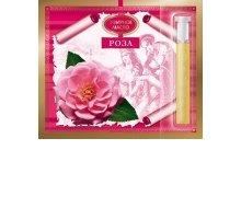 Розы эфирное масло на открытке 0.5 мл